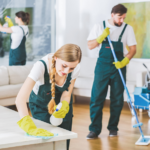 Begin Caring For Tile Floors And Maintain Them By Hiring Expert Cleaners