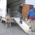 Recruiting a Moving Company